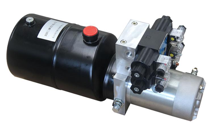环卫车专用液压动力单元图片